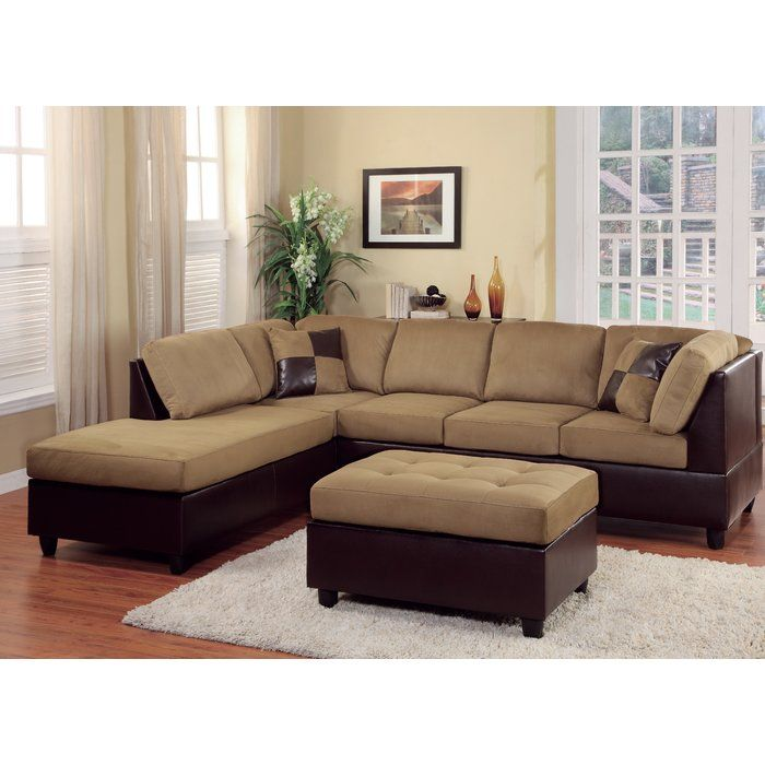 Brown Sectional Design Ideas Pictures Remodel And Decor Brown Sofa Living Room Brown Couch Living Room Living Room Decor Brown Couch
