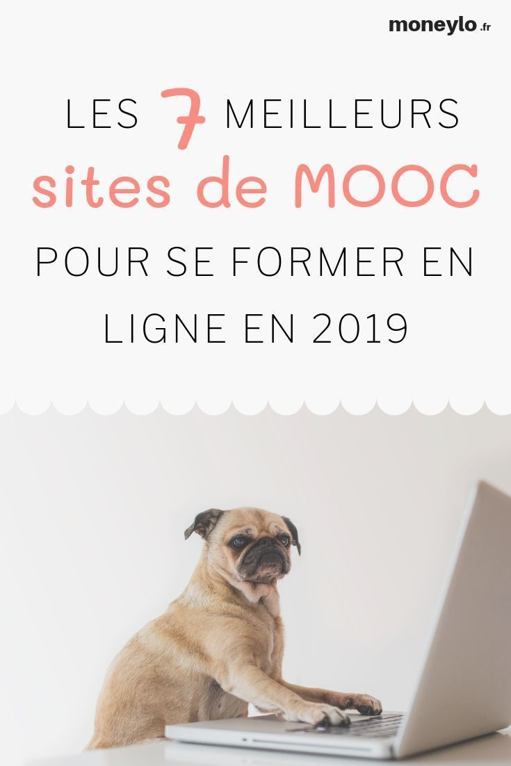 Cours en ligne : les 7 meilleurs websites de MOOC