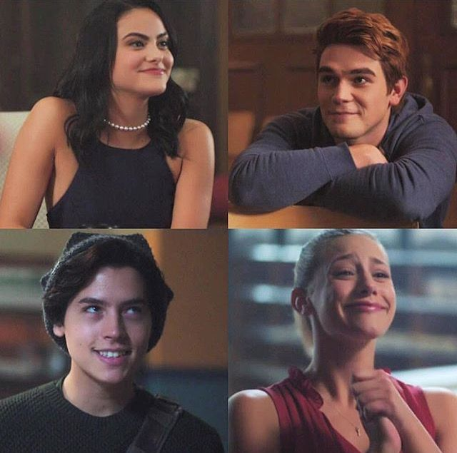 Look at these happy babies! Just give it another season and they won't be smiling like that :'(