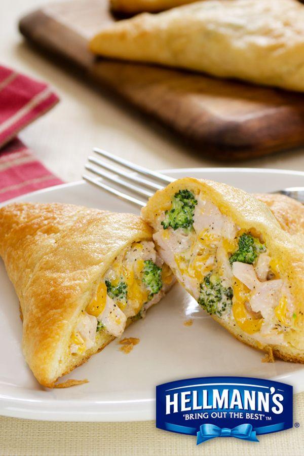 Best Foods Turkey Turnovers Recipe
