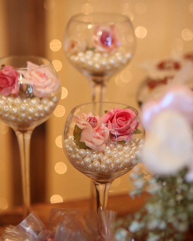 Der Charme der Perlen #lindezas #details #amorpeloadetalhes #decorparty #wenddin …   – Geburtstags-Dekoration