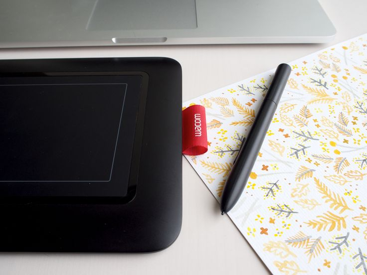 Business tools: Using a Wacom for Digital Illustration