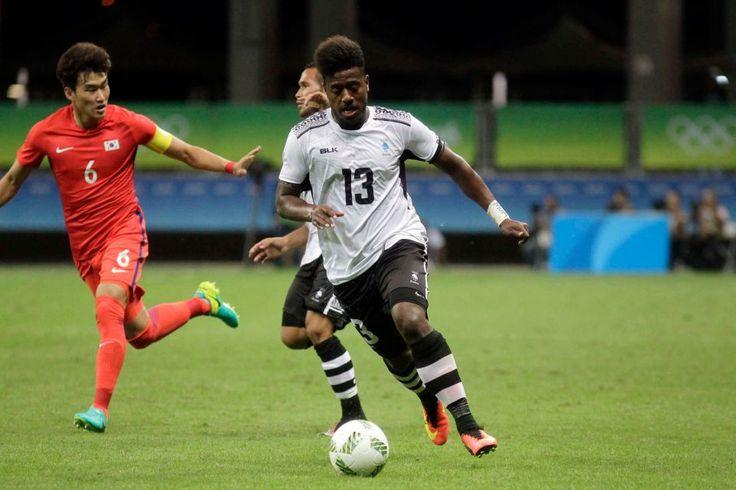 DAY 2: Men's Soccer - Fiji vs. South Korea