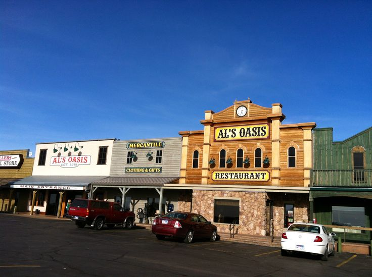 Al's Oasis Restaurant in Oacoma, SD