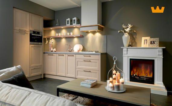 ideeen over Kleine Rustieke Keukens op Pinterest - Rustieke Keukens ...