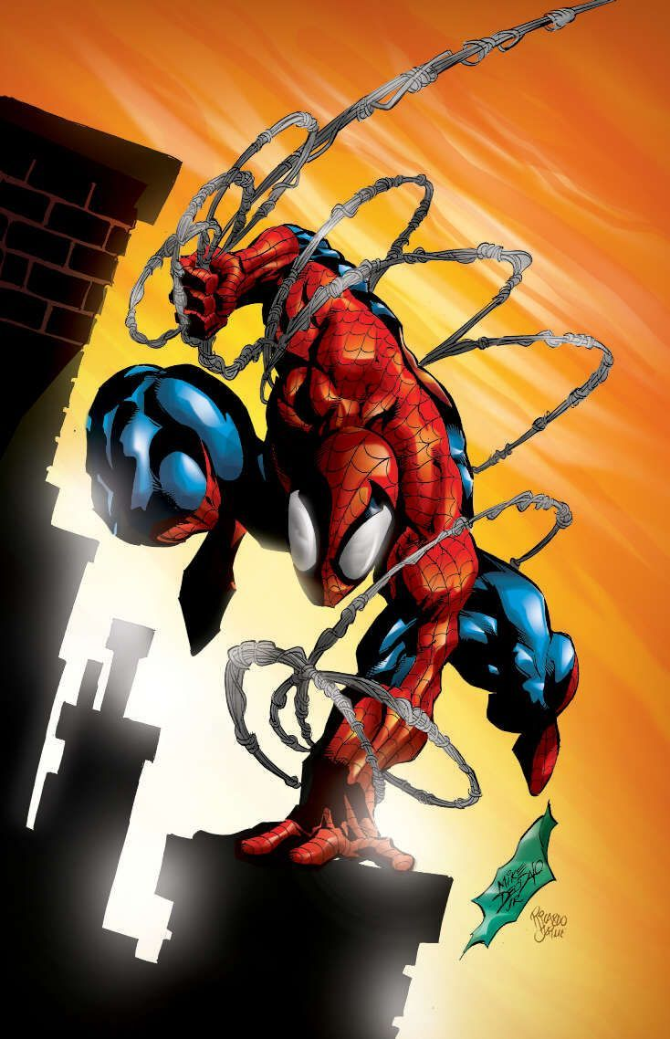 #Spiderman #Fan #Art. (Spider Man) By: MIKE DEODATO Jr. (THE * 5 * STÅR * ÅWARD * OF: * AW YEAH, IT'S MAJOR ÅWESOMENESS!!!™)[THANK Ü 4 PINNING!!!<·><]<©>ÅÅÅ+(OB4E)