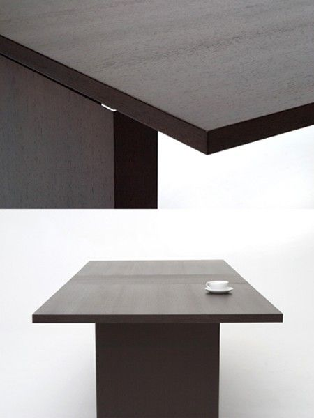 Slider Expandable Dining Table | Viesso