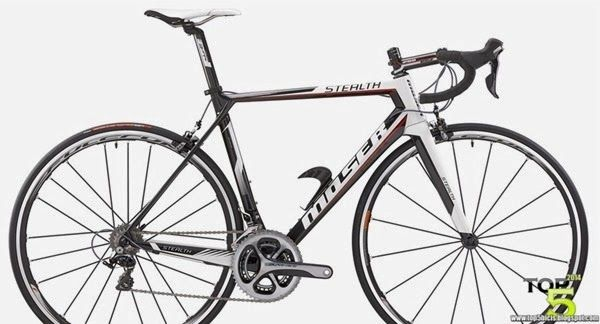 TOP 5 - BICICLETAS DE CARRETERA: Moser STEAL TH 2014