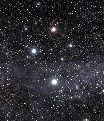 """"""" When you see the Southern Cross for the first time, you'll understand now why you came this  way."""""""