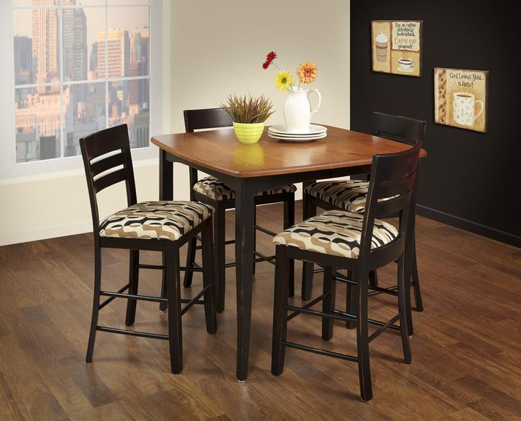 Gorgeous Belfast Style Pub Table Chairs For Your Home Or Commercial Use