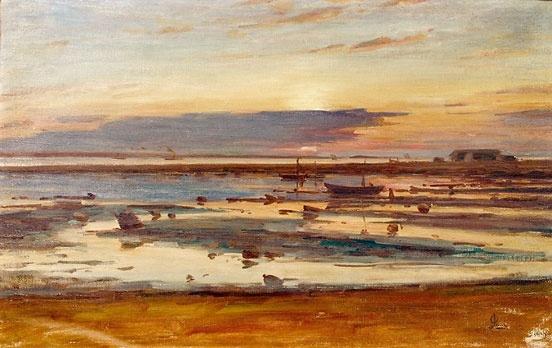 Ole Juul (1852-1927): Kystlandskap