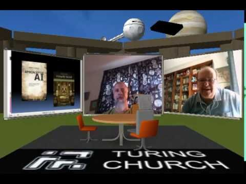 The prospect of Akashic Engineering: Video Q/A with Robert Geraci | TURING CHURCH