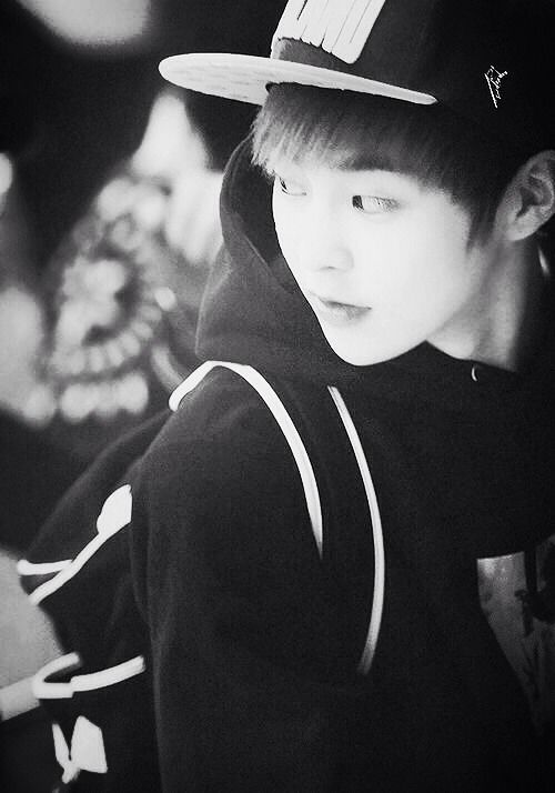 I'm spamming all about Xiumin today! Happyyyy Birthdayyyy Minseok!!! #HappyXiuminDay