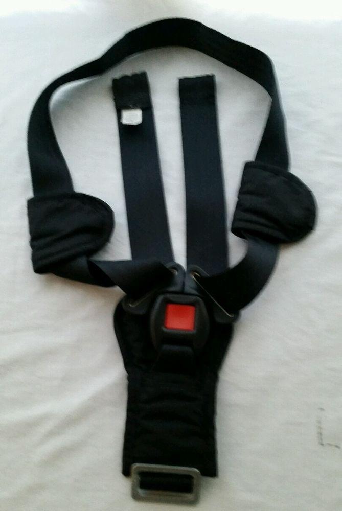 Britax B Safe Car Seat Belt Straps Crotch Buckle Amp Extra