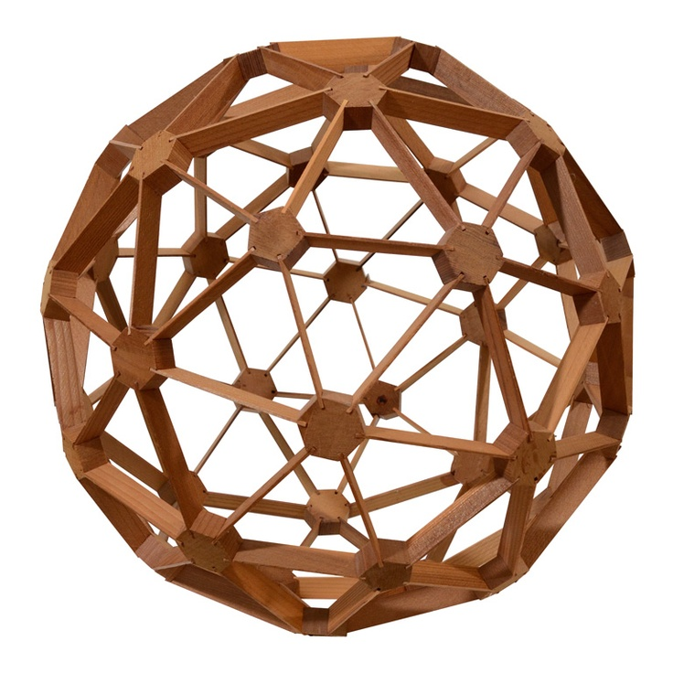 Geodesic Dome: 47 Best Geometry Geodesic Domes Images On Pinterest