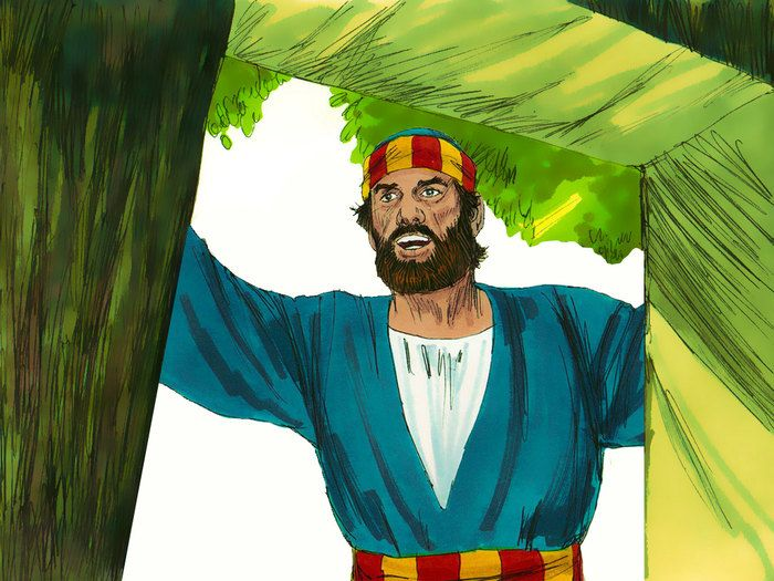 Jesus is alive. (Matthew 28:1-10, Mark 16:1-8, Luke 24:1-12, John 20:1-18): Slide 11