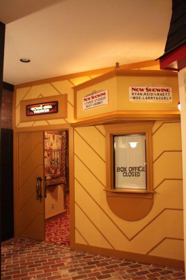 Home Tour 14 - Movie Room 2