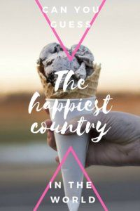 What's the meaning of happiness on a global scale? What's the key to that happiness? What does happiness mean for a modern day individual or nation?