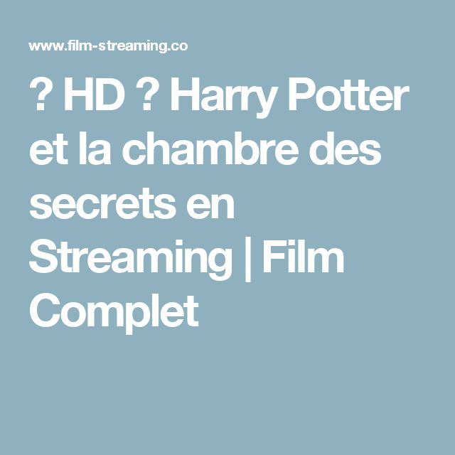 1000 id es sur le th me chambre d 39 harry potter sur - Harry potter et la chambre des secrets en streaming ...