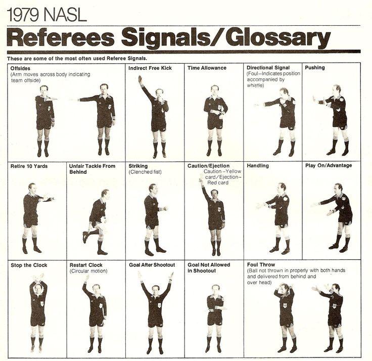 football referee hand signals   High School Football Referee Hand Signals   Movies In Theaters