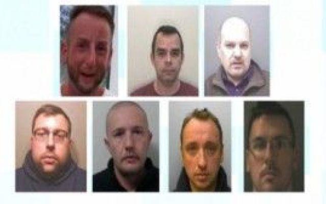 ..Condanna record per un gruppo di pedofili avvenuta in Gran Bretaagna.. ...E' una condanna record avvenuta in Gran Bretagna, a carico di sette pedofili inglesi, accusati nell'ennesimo scandalo di pedofilia. Il gruppo formato da cinque trentenni e due cinquantenni, è stat #pedofili-giustizia