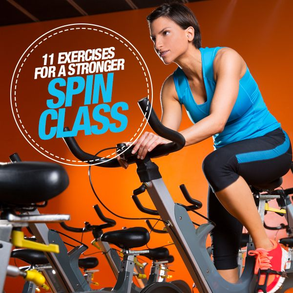 how to prepare for spin class