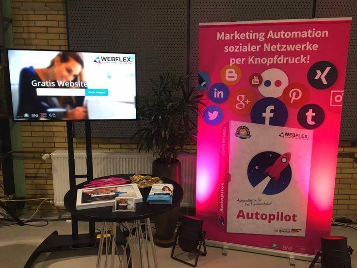 Design to Business Jahreskonferenz im Schlachthof Wiesbaden - https://webflexmedia.de/design-to-business-jahreskonferenz-im-schlachthof-wiesbaden/