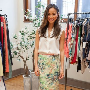 Jamie Chung on How Her Style's Changed Since Being in a Relationship, Plus the Best Swimsuit for Gals With Small Butts
