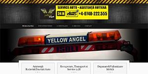Yellow-Angel Tractari Auto - www.yellow-angel.ro