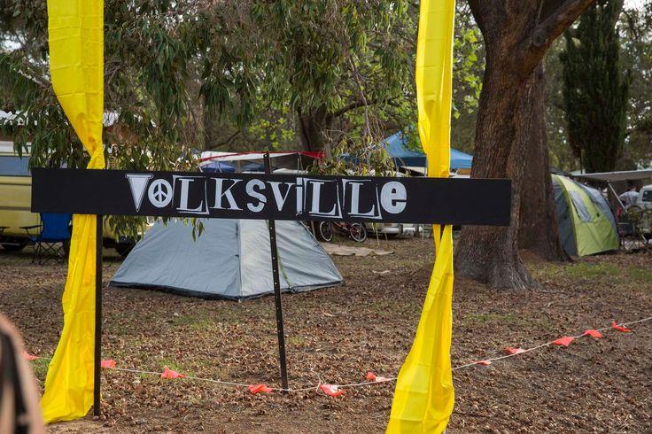 Volksville at Fairbridge Festival 2016.