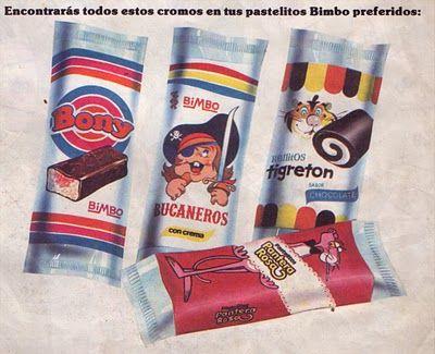 Bony, Tigretón, Bucaneros, y Pantera Rosa