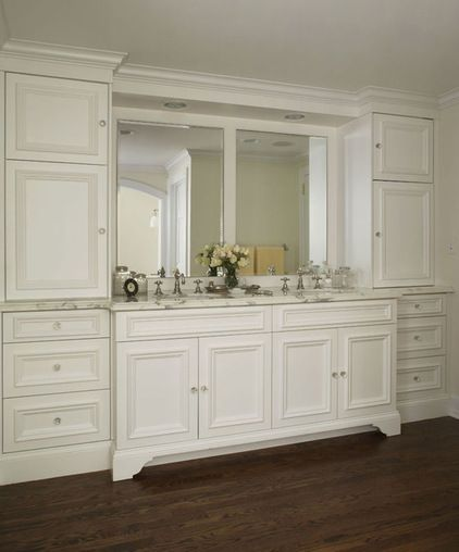 Get furniture base moulding apron to make stock cabinet appear to be 39 furniture 39 also paint - Kitchen cabinet toe kick options ...