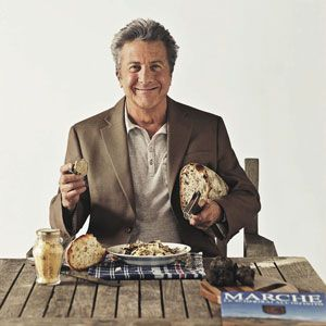 Dustin Hoffman in le Marche, Italy, Tourism, Marche, actor