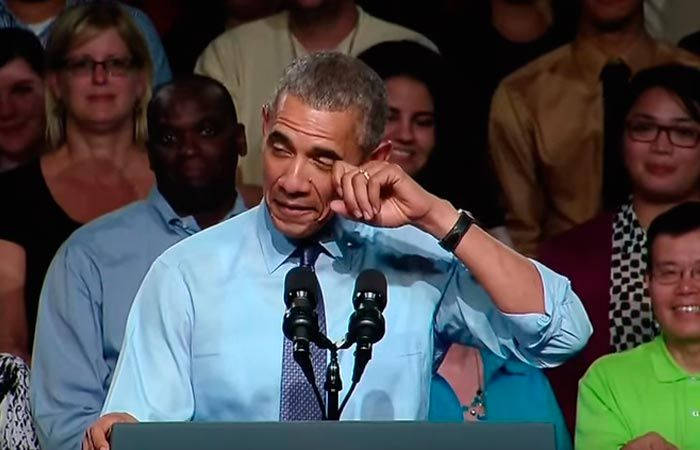 El Presidente Obama está luchando con la futura partida de Malia a la universidad