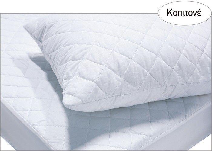 Επίστρωμα Διπλό Καπιτονέ 160x200 Comfort Mattress Protectors 1027 Das Home