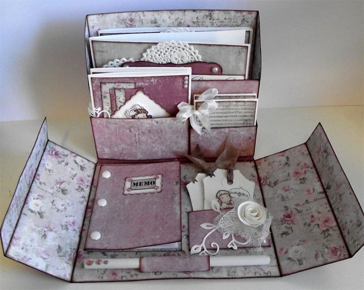 Hobbydraken blogg: Stationery box