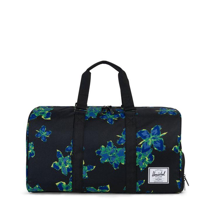 Herschel Supply Co. Novel Duffle Bag, Neon Floral