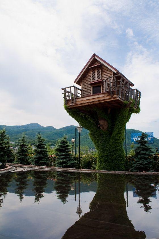 Shiroi Koibito Park, Hokkaido Japan