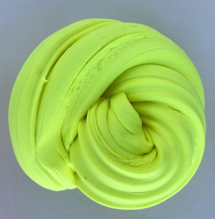 NEON BUTTER SLIME, yellow slime, model magic inside, homemade slime, no borax slime, borax-free slime, slime toy, stress reliever, glitter s by PricesPretties on Etsy https://www.etsy.com/listing/535579285/neon-butter-slime-yellow-slime-model