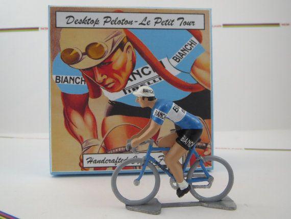 Fausto Coppi Tour De France  Bianchi Pirelli by DeskTopPeloton
