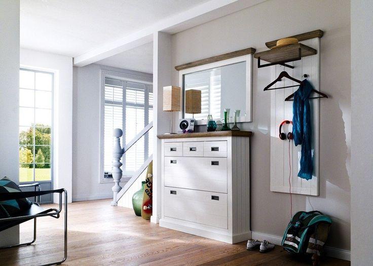 Die besten 25+ Schuhschrank landhausstil Ideen auf Pinterest - wohnzimmer im landhausstil wei