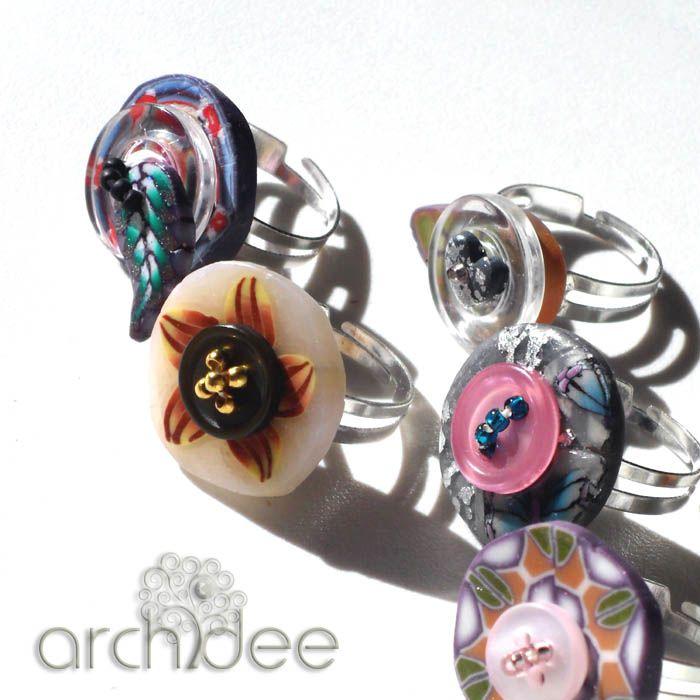 creare anello con i bottoni ed altri gioielli con i bottoni e tecnica wire wrapping riciclo creativo video tutorial con spiegazione passo passo principianti