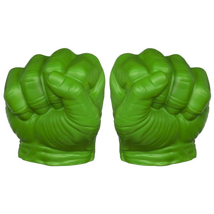 The Avengers Hulk Hands: Remodelista