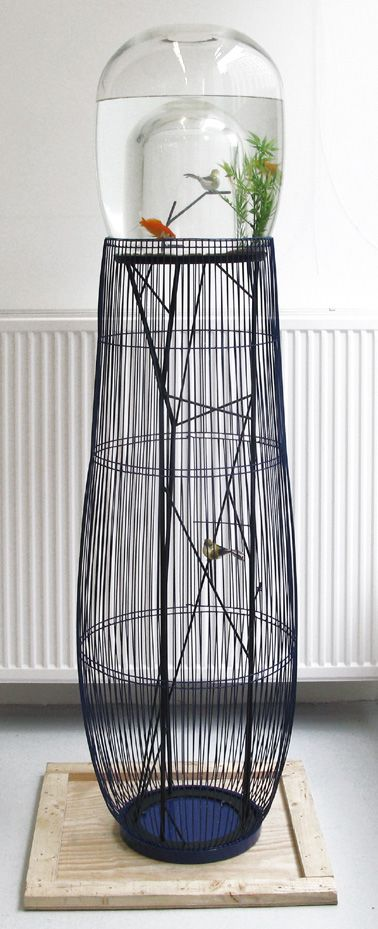'duplex' by Constance Guisset at Design September in Brussels, Belgium