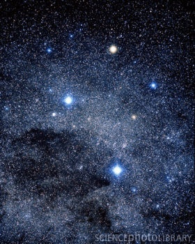 "See the Southern Cross. Done several times.  ""When you see the southern cross for the first time, you'll understand now why you came this way."""