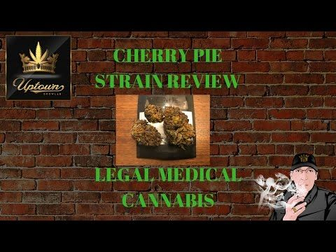 Cherry Pie Strain Review: Legal Medical Cannabis -  https://i3.ytimg.com/vi/VFS1GRuPMfo/hqdefault.jpg - http://tokenbudz.com/2017/04/08/cherry-pie-strain-review-legal-medical-cannabis/