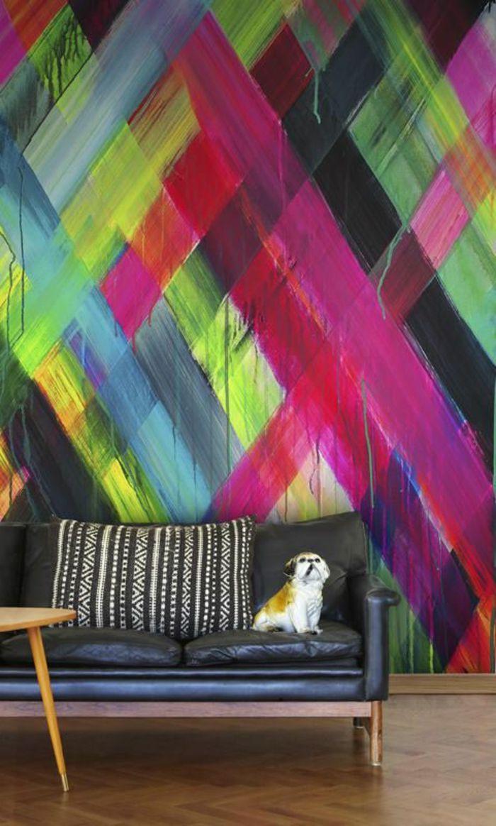 1000 ideas about papier peint pour salon on pinterest for Papier peint pour salon