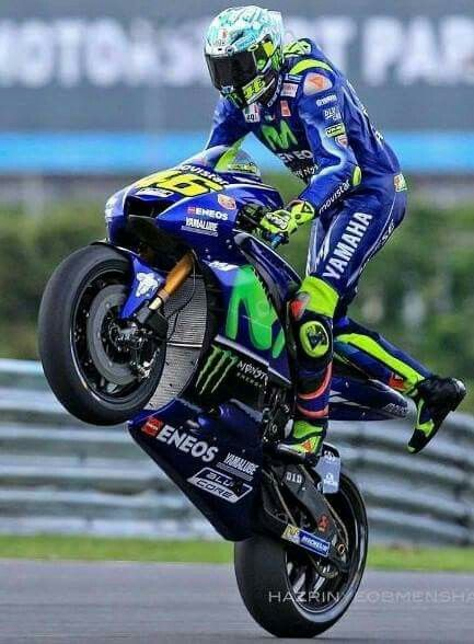 Wheelie test sepang