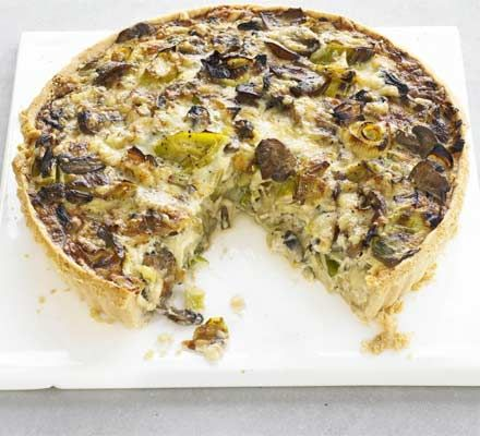 A favourite of Good Food's associate food ed, this quiche just had to be on the site. Perfect comfort food