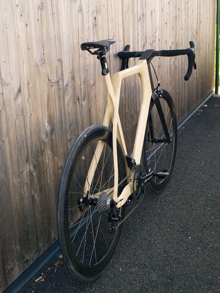 HONZA nouveau vélo bois par KEIM